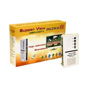 Syntoniseur pour télé externe HD LCD