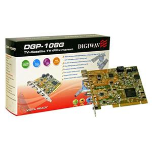 Digiwave Silver All in One PCI TV Tuner Card