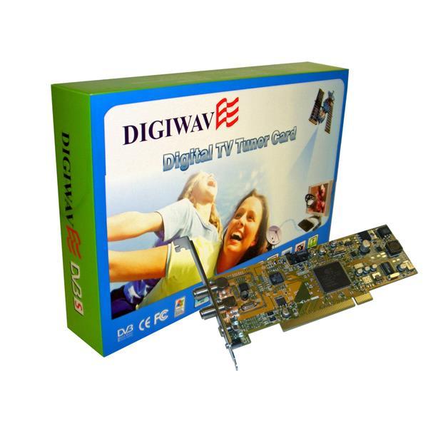 Digiwave Digital Satellite PCI TV Turner Card