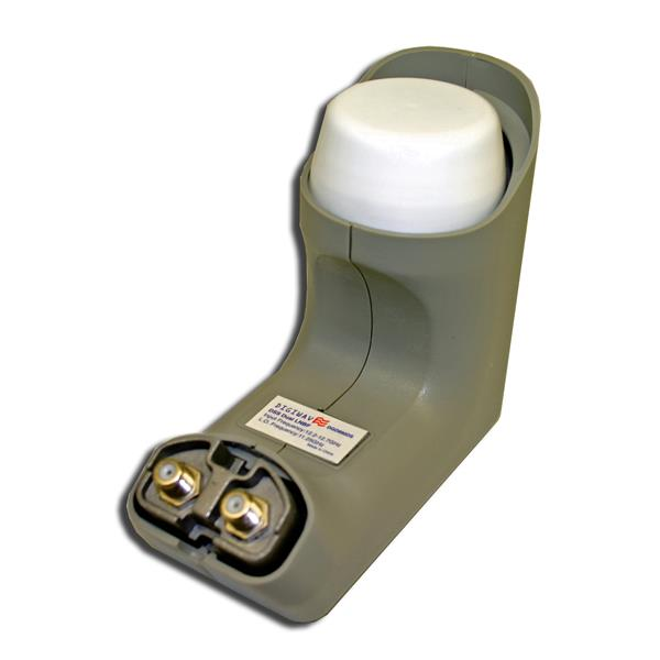 DSS double LNB, circulaire