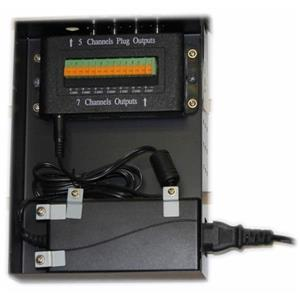 Seqcam Power Supply Distributor