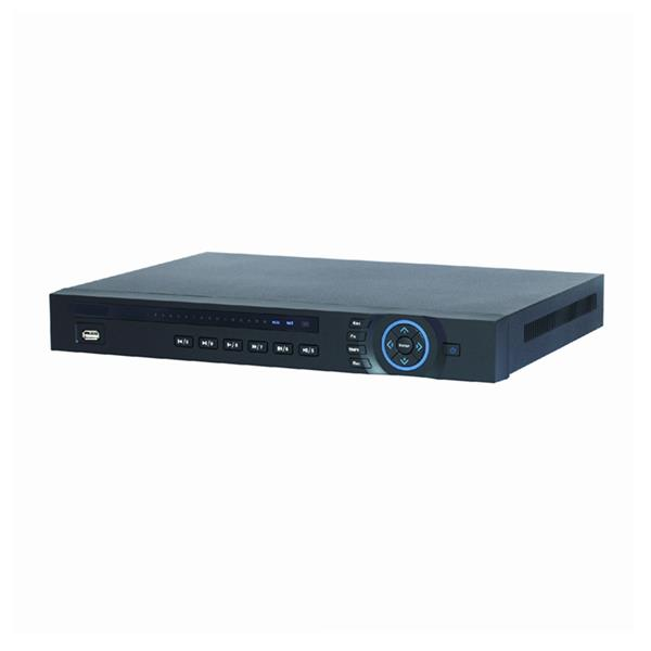 Seqcam 8-Channel 1U 8PoE Network Video Recorder