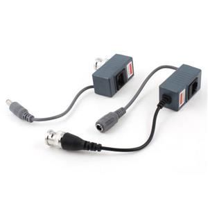 Seqcam 1-Channel Passive Video Balun