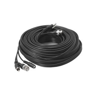 Câble de vidéosurveillance , 100 pieds, RG59