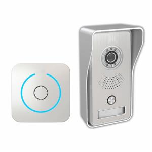Seqcam WiFi Doorbell with Camera