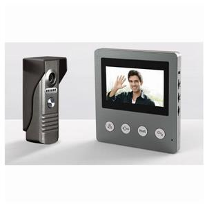 Seqcam 4.3-in Video Doorphone