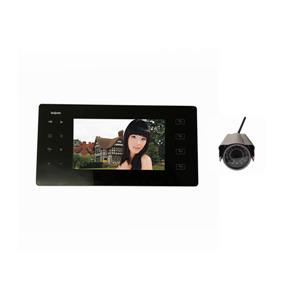 Seqcam Portable Wireless DVR With Camera