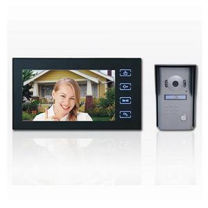 Seqcam 7-in Touch Screen Video Doorphone