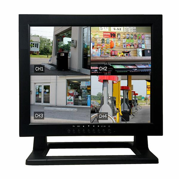 DVR avec écran