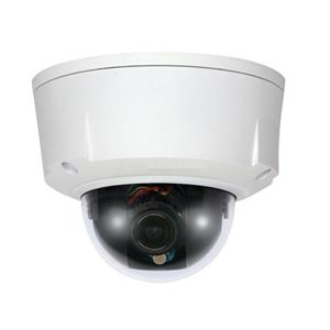 Seqcam 1.3-MP Water and Vandal-Proof Network Dome Camera