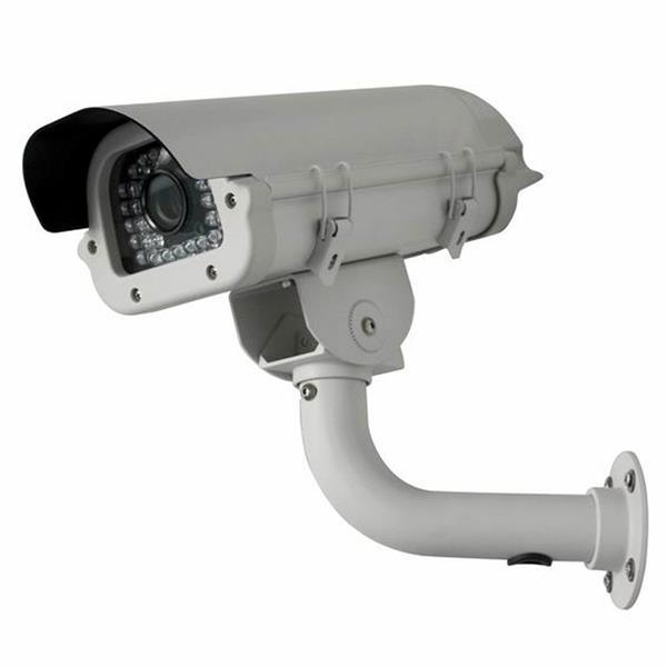 Caméra de sécurité en couleur, étanche