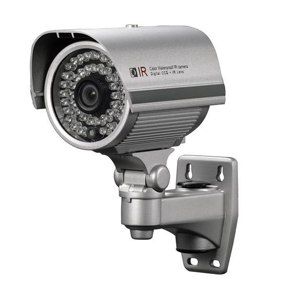Caméra de sécurité couleur, étanche