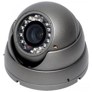 Caméra de sécurité anti-vandalisme à dome