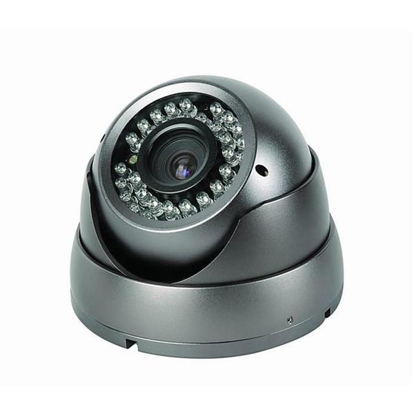 Caméra de sécurité en couleur à dôme