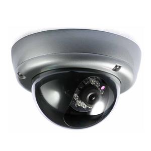 Seqcam Vandal-Proof IR Dome Colour Security