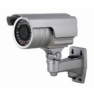 Caméra de sécurité couleur IR, étanche