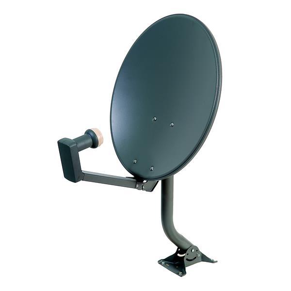 "Antenne satellite, 18"""