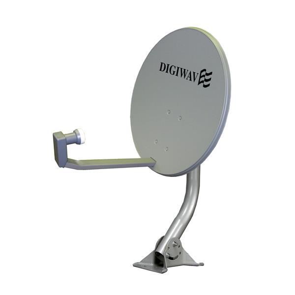 """Antenne parabolique Offset, 24"""""""