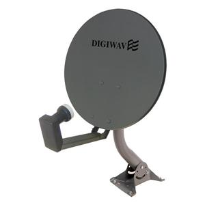 Antenne satellite Offset, 18""