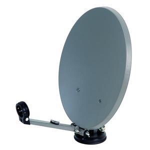 Digiwave Gray Portable Satellite Dish