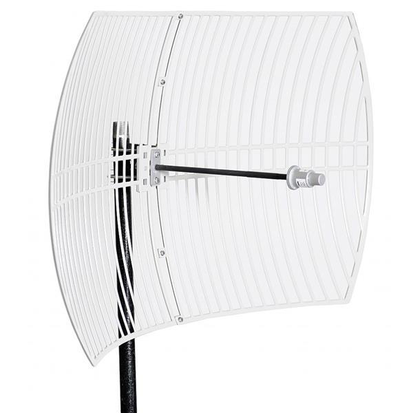 Turmode Gray Parabolic WiFi Antenna 5.8GHz