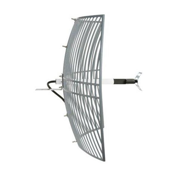 Antenne WiFi parabolique, 2,4 GHz