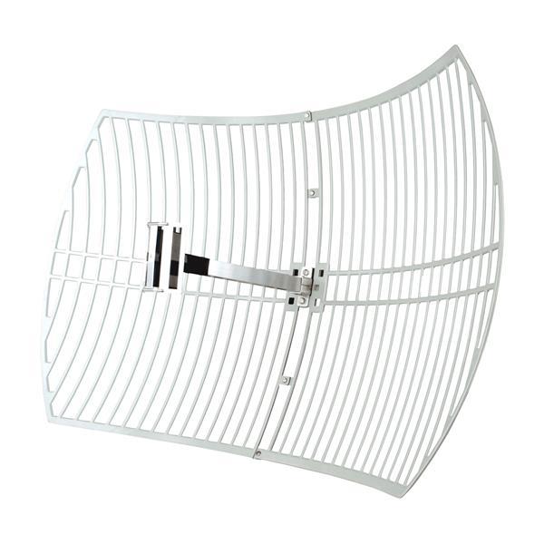 Antenne WiFi parabolique, 2,4 GHz