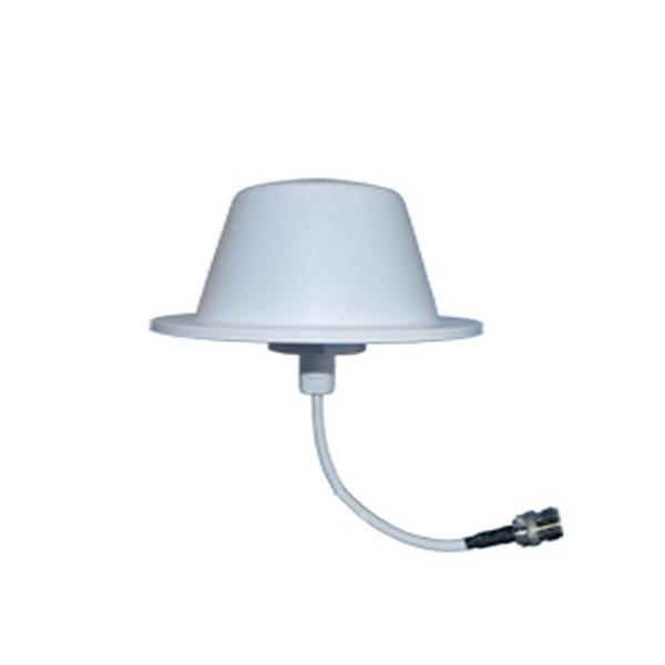 Turmode White Ceiling WiFi Antenna 2.4GHz
