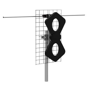 Digiwave Black Outdoor Superior HD TV Digital Antenna