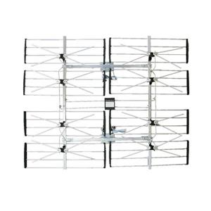 ElectronicMaster Silver Digital HDTV Outdoor TV Antenna