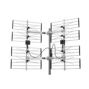 ElectronicMaster Silver Digital HDTV Outdoor TV Antenna