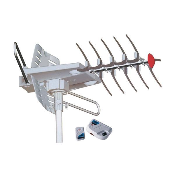 Antenne HDTV électronique maître télécommandée