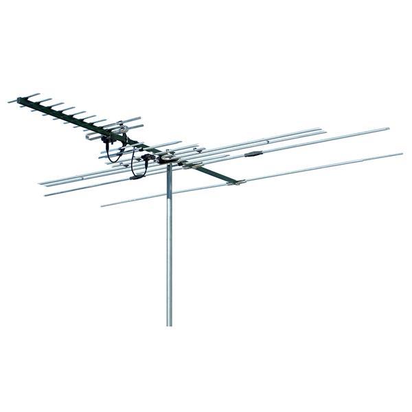 Antenne combo FM UHF super VHF