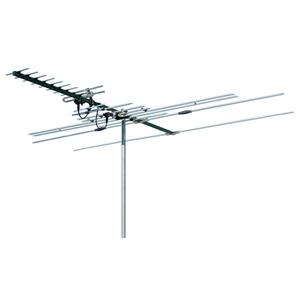 Digiwave Silver Super UHF VHF FM Combo Offair Antenna