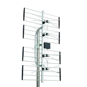 Digiwave Silver Outdoor 4 Bay HD TV Digital Antenna