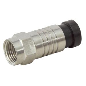 Digiwave RG6 Compression F Connector (50-pack)