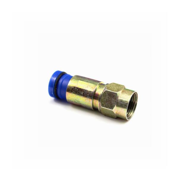 Connecteur Digiwave RG6 compression F, paquet de 50