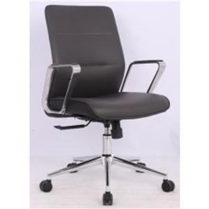 TygerClaw 19-in x 41.73-in Black Upholstered Office Chair