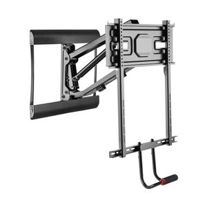 TygerClaw 43-in to 70-in Black Display Wall Mount