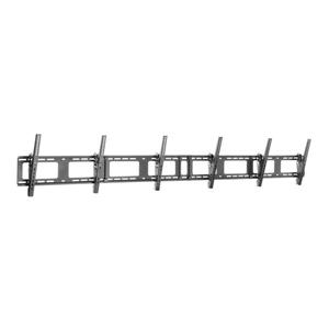 TygerClaw 40-in to 50-in Black Display Wall Mount