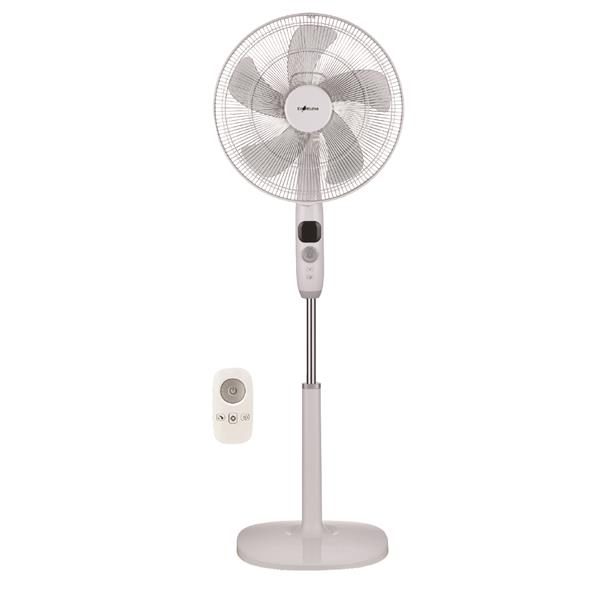 Ecohouzng 16-in White Advanced Stand Fan