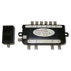 Digiwave 6 Input 4 Output Satellite Switch
