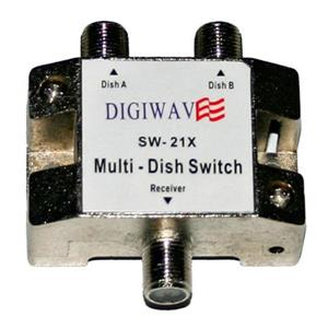 Digiwave Multiswitch for Dish Receiver