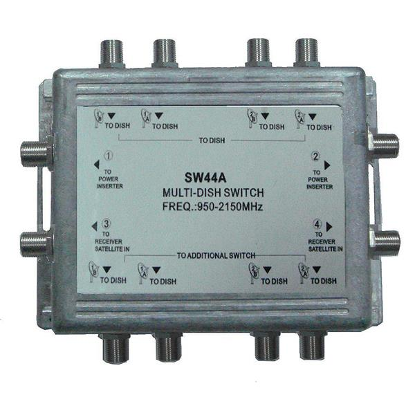 Digiwave 4 Input 4 Output Multiswitch
