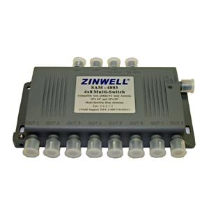 Digiwave 4 Input 8 Output Satellite Switch