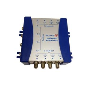 Digiwave Satellite Switch - 4 in - 4 out
