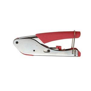HVTools Professional Coaxial Crimping Tool