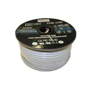 ElectronicMaster 250-ft 14 AWG 4 Wire Speaker Cable