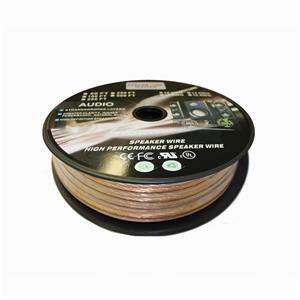 ElectronicMaster 100-ft 16 AWG 2 Wire Speaker Cable