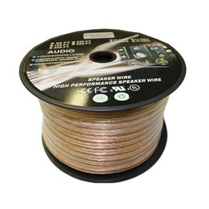 ElectronicMaster 200-ft 14 AWG 2 Wire Speaker Cable
